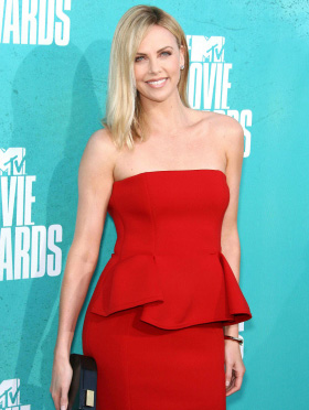 Charlize Theron at MTV Movie Awards
