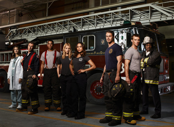 NBC's Chicago Fire