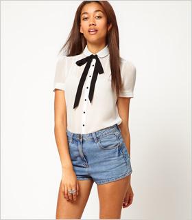 River Island blouse ($34)