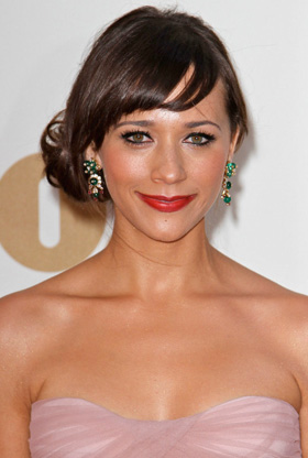Rashida Jones at 2011 Emmys