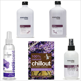 Isle of Dog Violet + Sea Mist Bundle