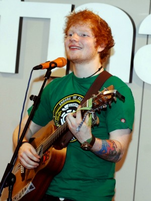 Ed Sheeran