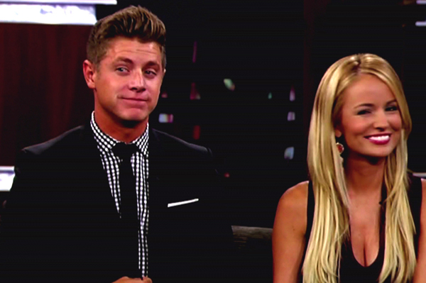 Did Emily Maynard cheat on Jef Holm?