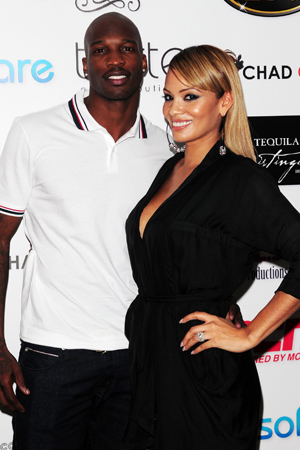 Evelyn Lozada breaks her silence on Ochocinco fight