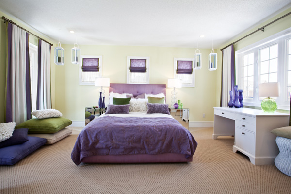 Feng shui your bedrooms Master bedroom feng shui location