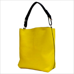 Bright tote