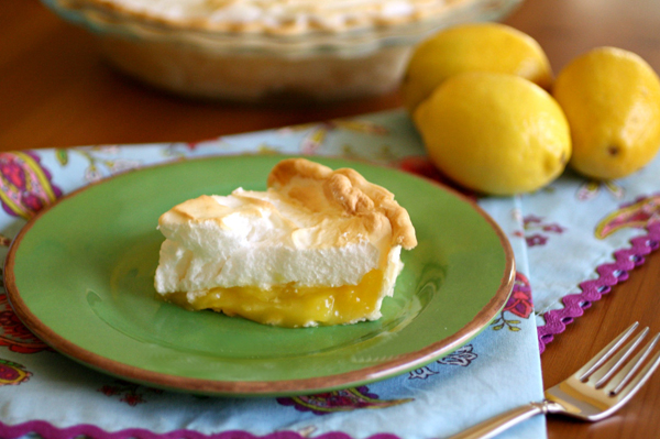 Gluten-free Goodie of the Week: Lemon Meringue Pie