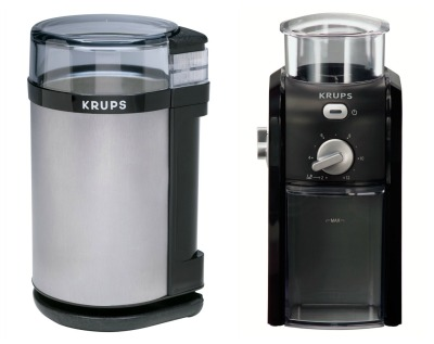 coffee and spice grinders