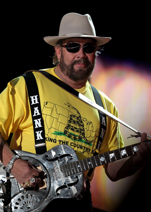 Hank Williams Jr blasts President Obama