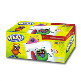 Wexy Lunch and Munch Bags