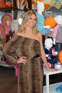 Heidi Klums new clothing line