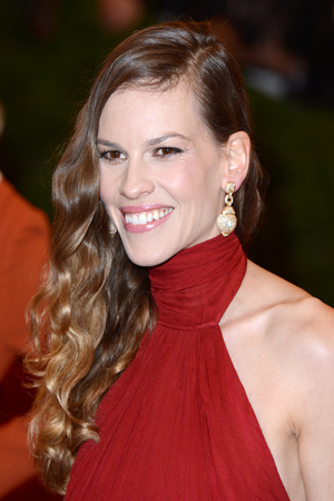 Hilary Swank ends relationship with John Campisi