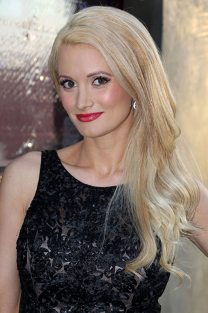 Holly Madison pregnant