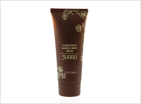 Juara's Candlenut Hand and Body Balm, $10