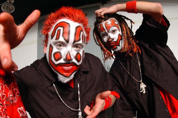 Insane Clown Posse is suing the FBI