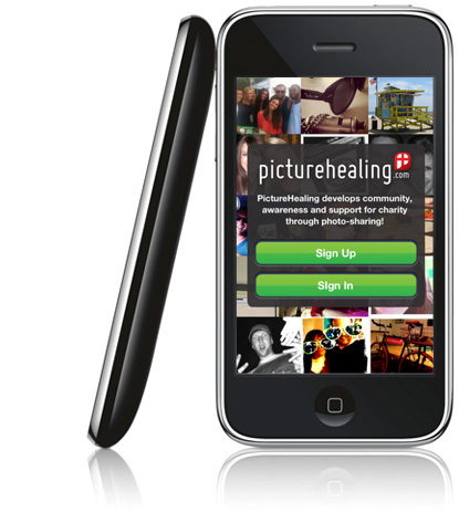Picturehealing app