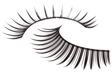 fake eyelashes