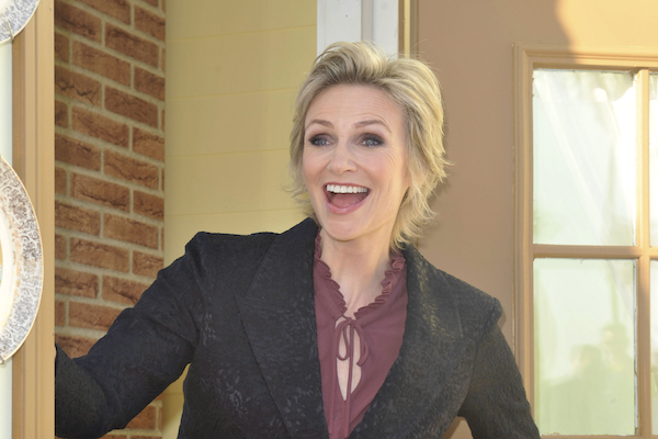 Jane Lynch Roseanne Roase