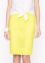No. 2 pencil skirt from J. Crew 