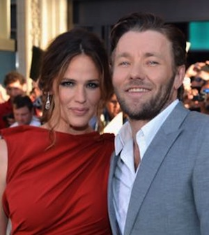 Jennifer Garner and Joel Edgerton
