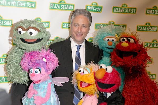 Jon Stewart gets the Jewish vote