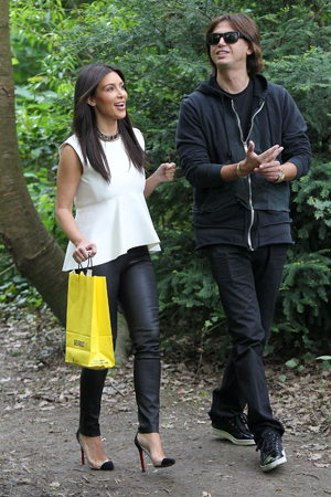 Cheban sticks up for BFF Kim Kardashian