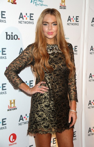 Lindsay Lohan from broke to $2 million in 2012