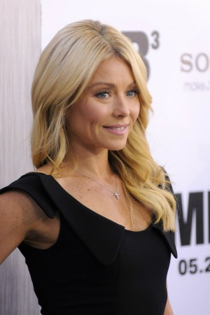 Kelly Ripa has a new co-host