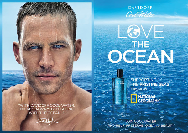 Love the ocean ad