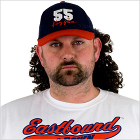 Eastbound & Down hat