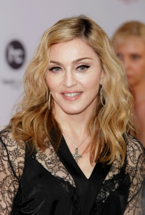 Madonna protested Russia's gay rights stance