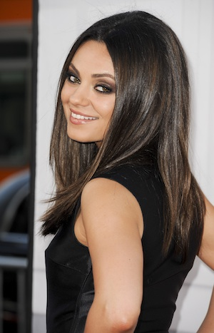 Happy Birthday, Mila! The star turns 29
