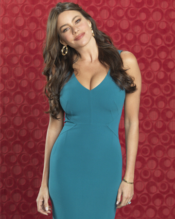 Sofia Vergara in Modern Family
