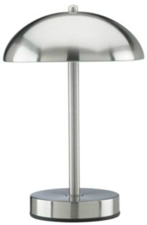 Canadian Tire's Nickel Desk Lamp