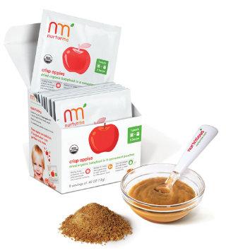 NurturMe Organic Baby Food
