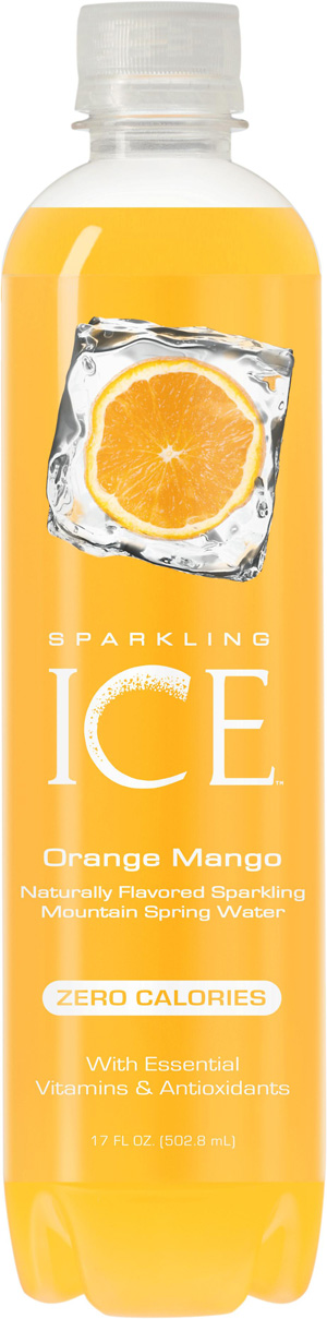 Sparkling ice