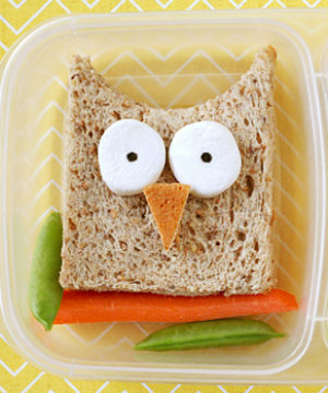 Get creative with lunch