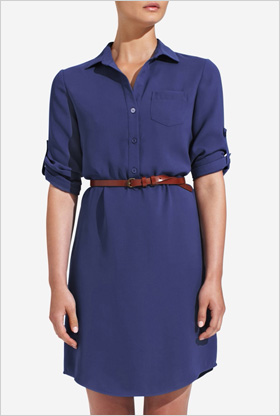 Utility Shirt Dress from Limited