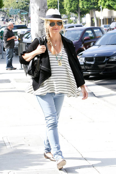 Pregnant Sarah Michelle Gellar