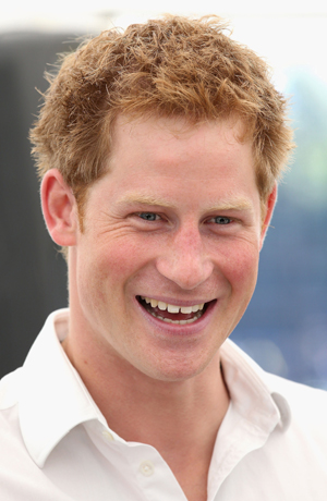 Prince Harry disappointed over Las Vegas nude photos