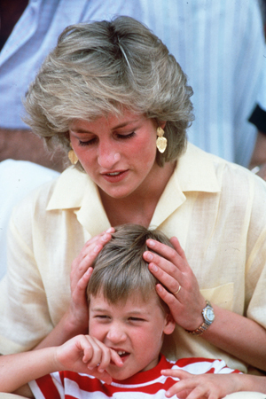 Princess Diana's name lives on