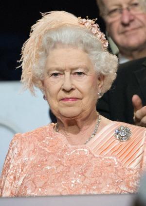 A royal diss