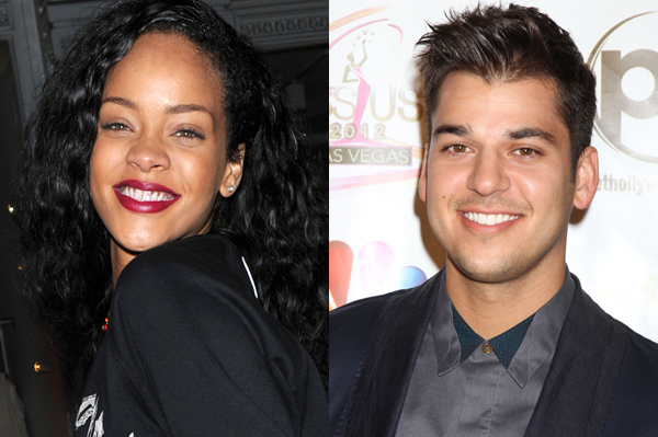 Rihanna & Rob K.: Probably dating