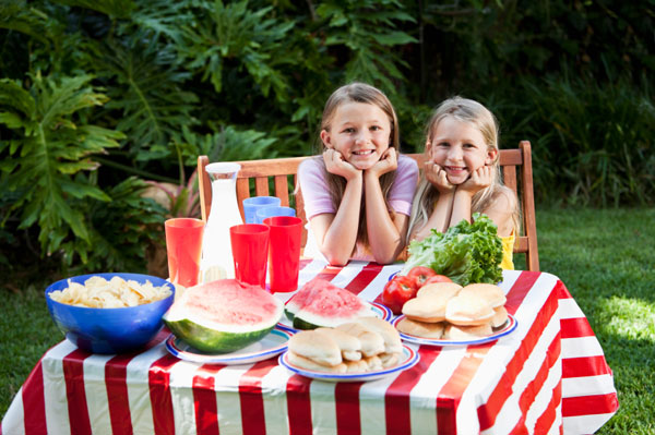 Labor Day fun for families