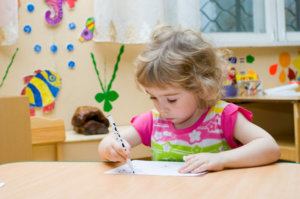 Why a preschool set-up is beneficial