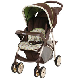 Affordable strollers with great features