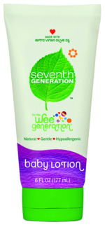 Seventh Generation lotion