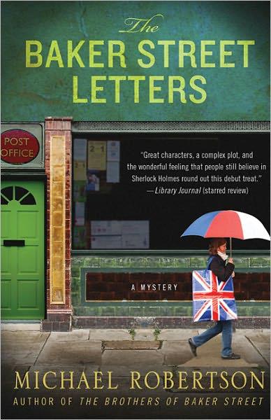 The Baker Street Letters cover