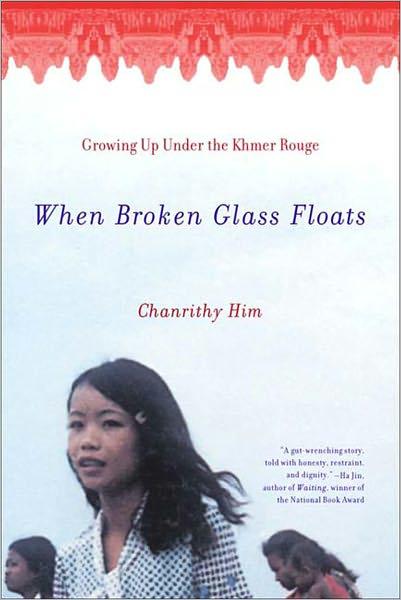 When Broken Glass Floats cover