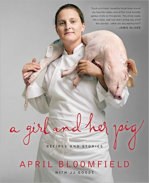 A Girl and Her Pig cover